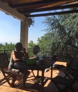 Villa Belvedere a 2 km dal centro - Bra