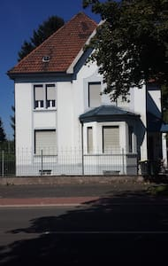 Stadtvilla In Unna Zentrum - Unna - Pis