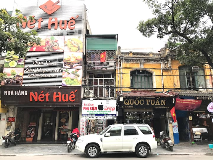 Cheap Private Room N2 in the heart of Hanoi