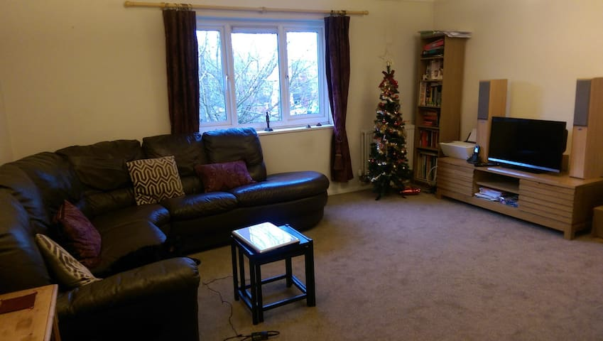 Quiet and peaceful room in St Albans - Hertfordshire - Apartament