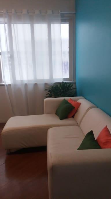 Amplo apartamento no Rio Comprido