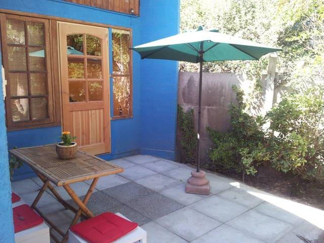 cabaña en medio de entorno natural en Los Andes - Los Andes - Cabin