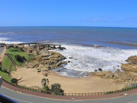 Margate: Apartamento de férias auto-suficiente em Whale Rock