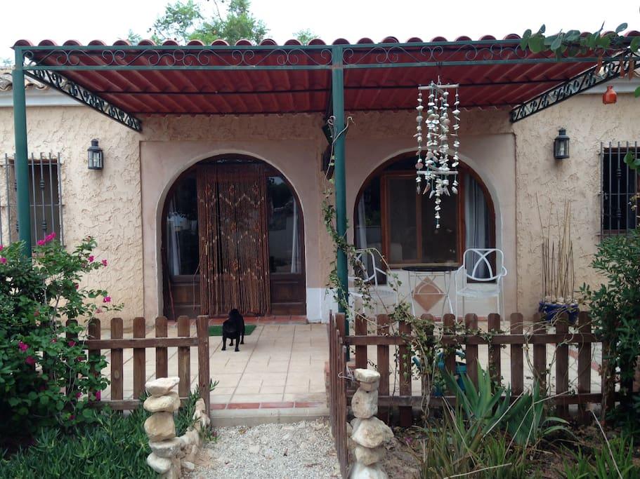 Casa rual en crevillente caba as en alquiler en for Cabanas en los arboles comunidad valenciana