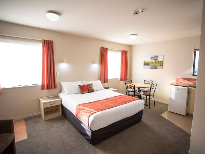 1 Bedroom Family Unit at Bella Vista New Plymouth