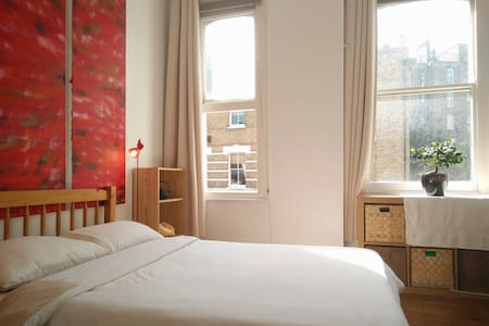 Zone 1, 2 Bed Flat with WiFi and all amenities SW8 - London - Wohnung