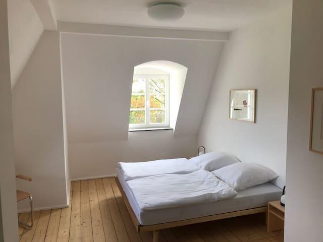 Familienzimmer im Schloss Hohenroda