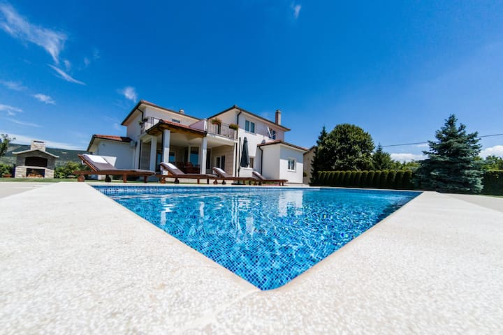 Villa Latica near Makarska
