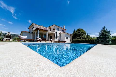 Villa Latica i nærheden af Makarska