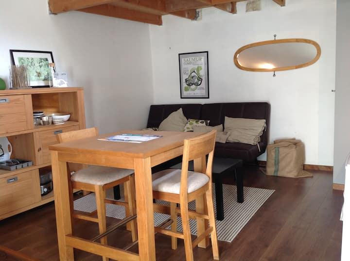 Appartement dans village de charme