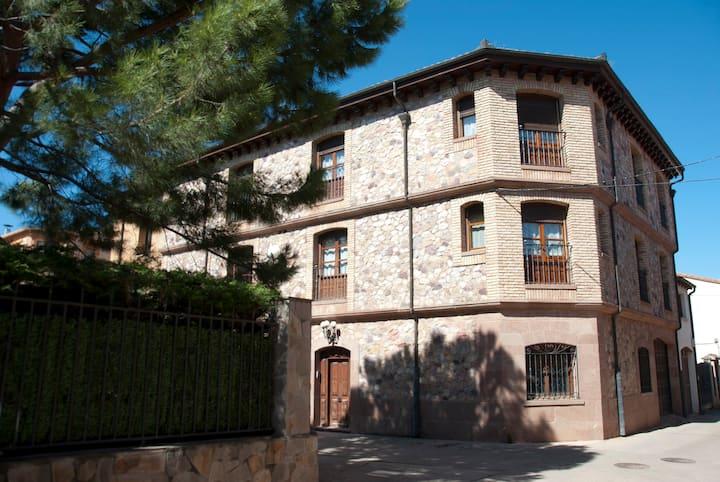 Casa rural Badarán Divino