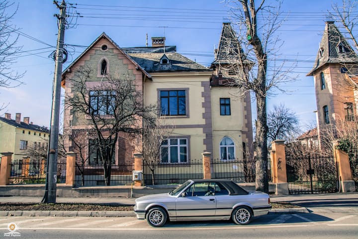 STUDIO CENTRAL SIBIU - Sibiu - Huis