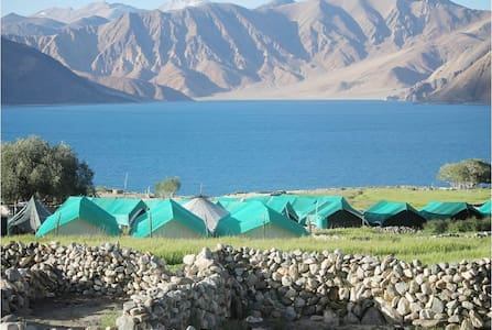 TIH Pangong Delight Camp
