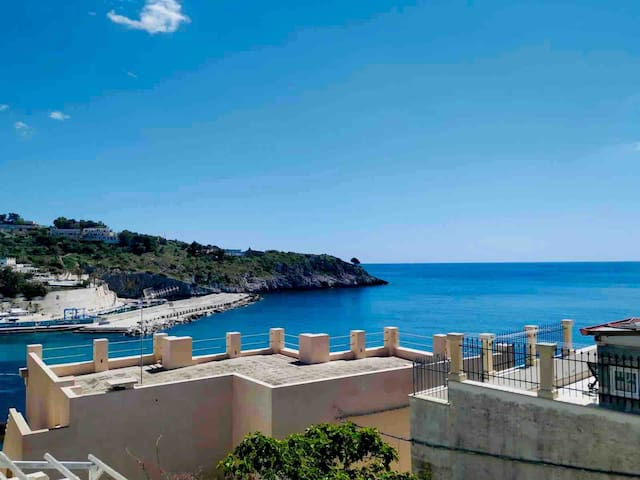 Apartment Punta Correnti - Rooftop Terrace Seaview