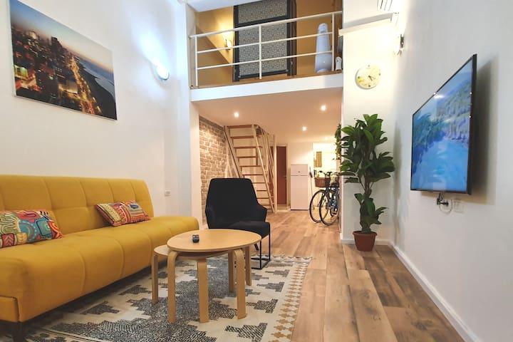 Florentine apartments Buzy place