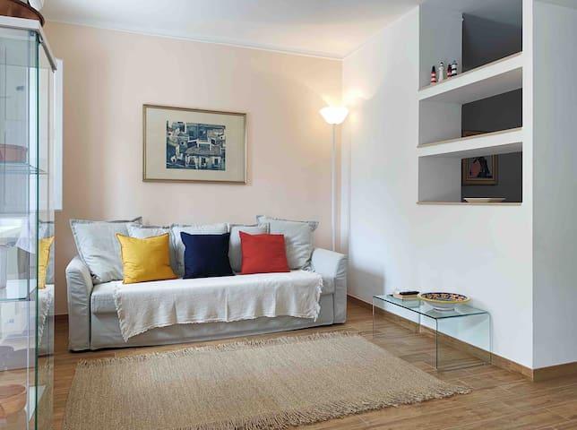 Living room - zona giorno