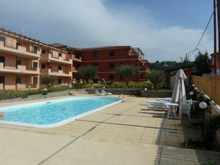 """""""Giardino degli Ulivi"""" апартаменты с бассейном"""