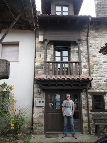 House-beautiful traditional village - Infiesto  - Talo