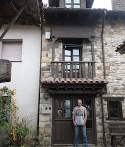 House-beautiful traditional village - Infiesto