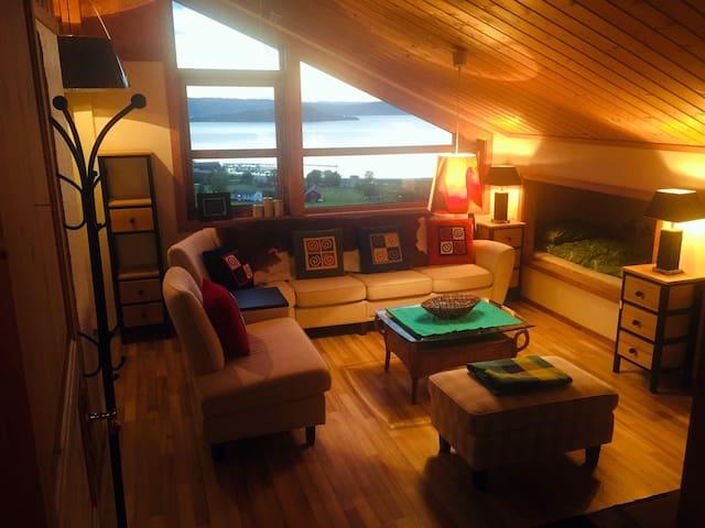 Single Rooms with Panoramic Views