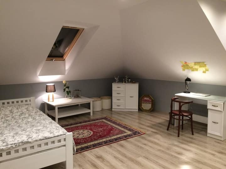 Pokoj w dome wolnostojacym