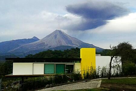 La Casa Del Volcán
