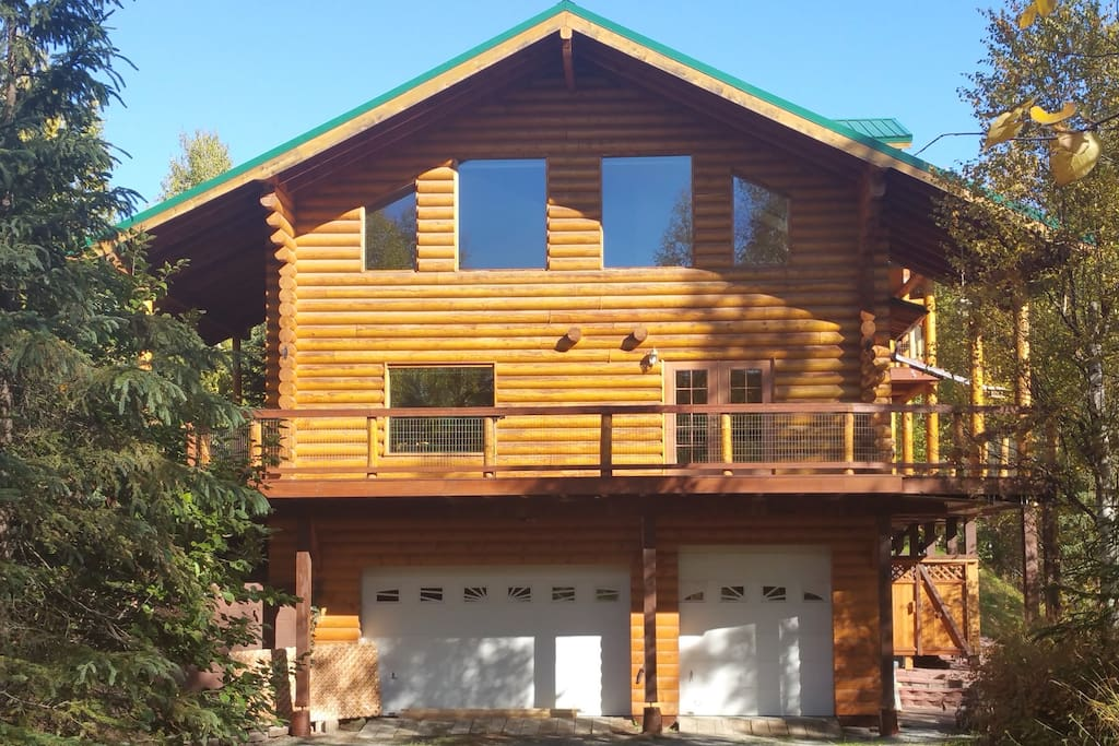 bear mountain view cabin cabins for rent in anchorage