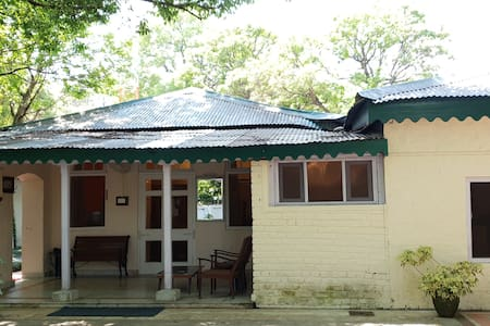 Taragarh cottage provides an ideal private getaway