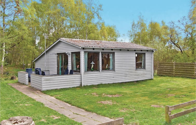 Holiday cottage with 2 bedrooms on 60 m² in Skanderborg