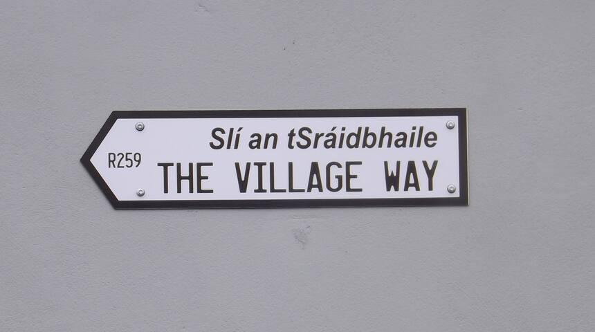 The Village Way Apartments, Kincasslagh Apt 2 - Kincasslagh - Apartment
