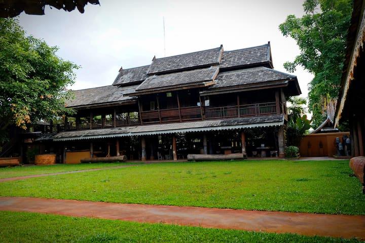 Rice Barn Heritage 2 - Saraphi - Villa