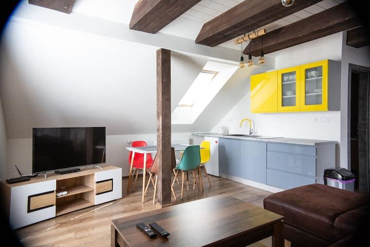 Apartmány pod Klingerom- Big Apartmant