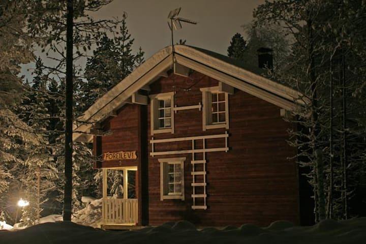 Poreilevi - Kittilä - Hus
