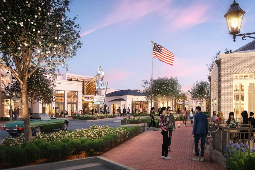 Walking distance to Palisades Village, set to debut September 2018! A thoughtfully curated collection of retail stores and restaurants and movie theater!