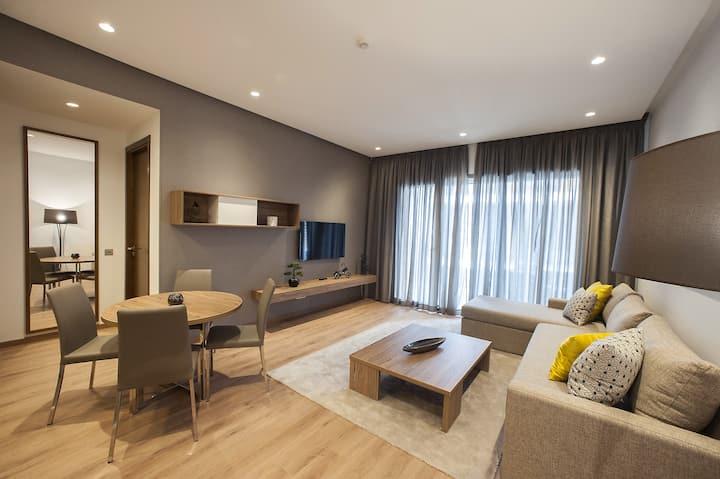 Suite Luxe Ocean Park Appart Hotel