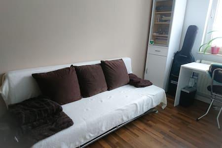 Schönes Zimmer in ruhiger Lage