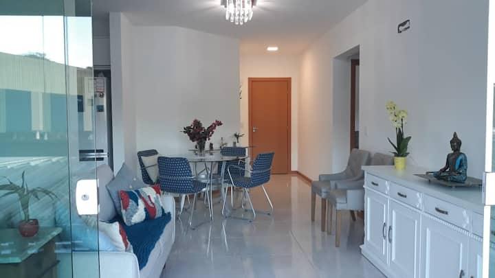 Apartamento próximo Vila Germânica