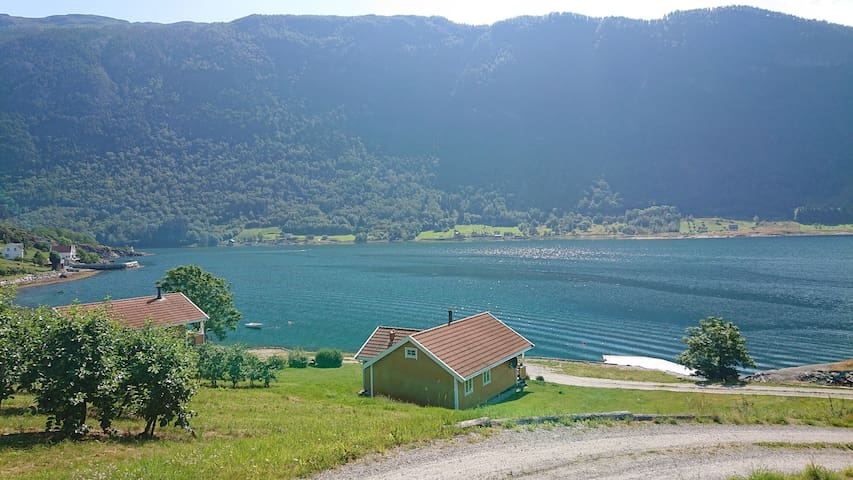 Holliday cabin by the fjord nr 19