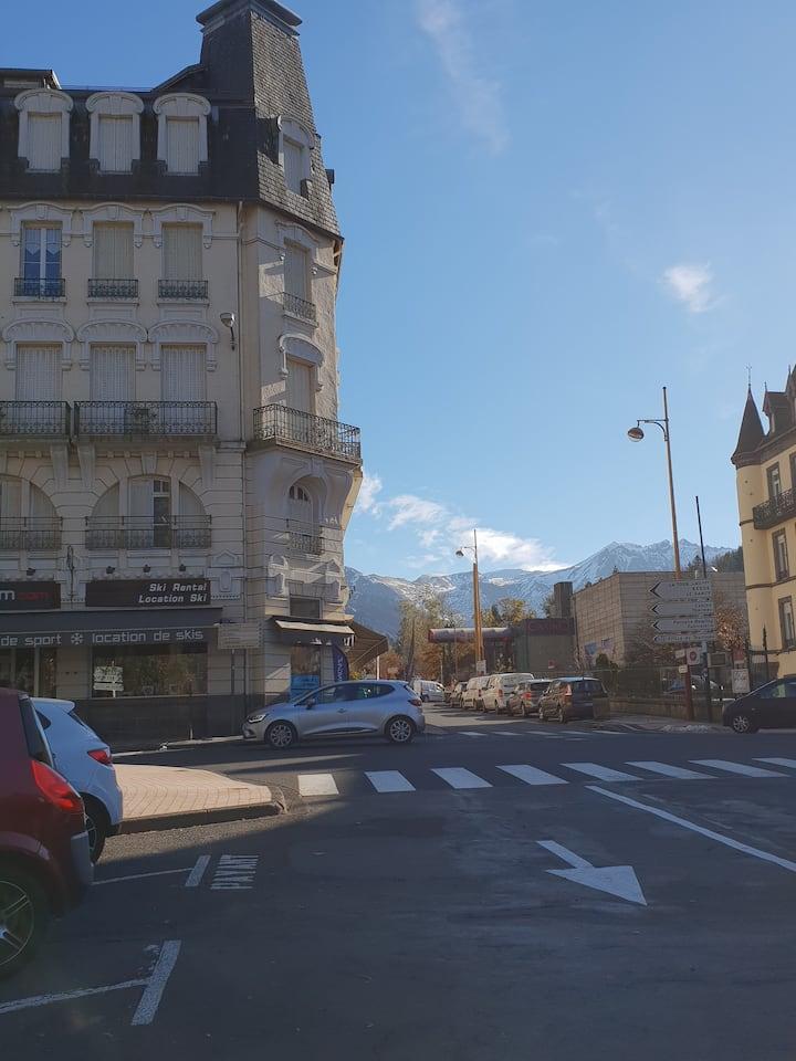 Bel appartement centre du Mont-Dore