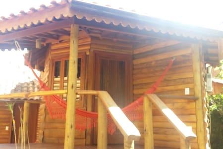 Cabana Canto dos Cristais!