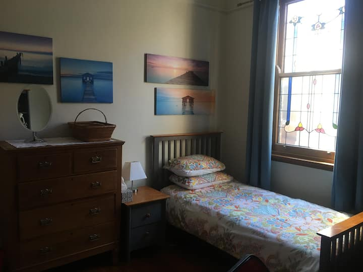 Single room Homestay for female -  include meals