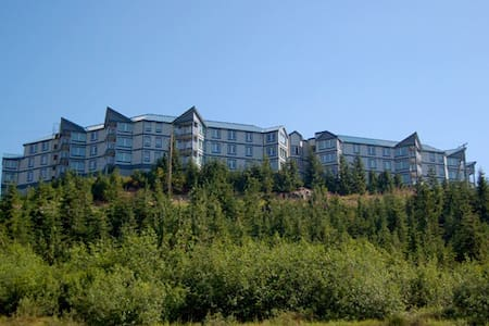 Blueberry Hill Condos, Vancouver Island Ski resort - Társasház