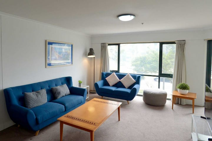 Sunny 1 BR Braddon APT close to Civic