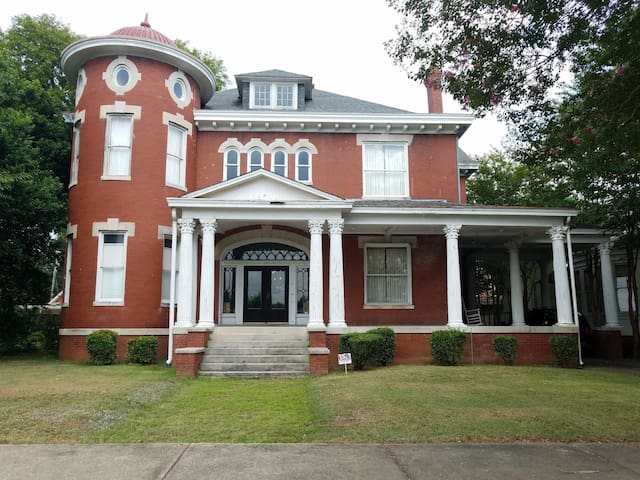 Historic Woodruff House in Downtown Columbus GA!