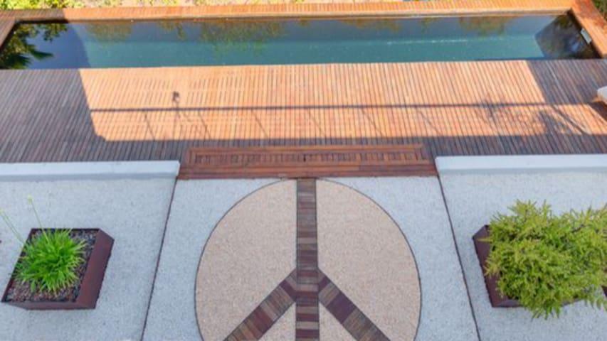 Quiet Villa with views in Palma