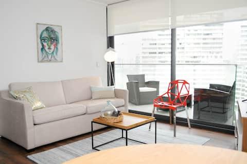 Apartamento nuevo - Parque Arauco - Las Condes