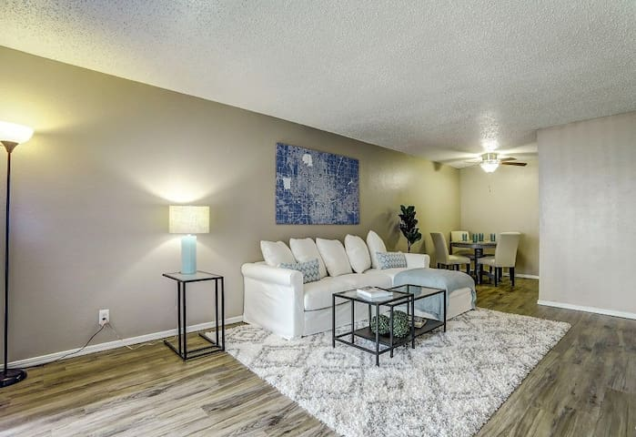 A place of your own | 1BR in Oklahoma City