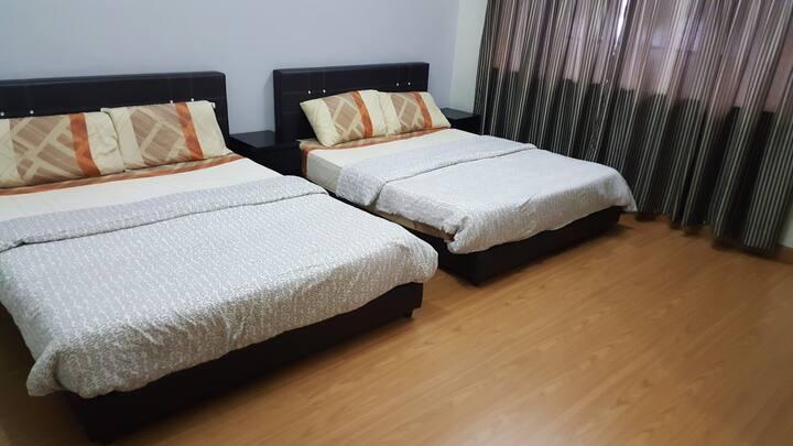 Kuantan Nise1 Homestay(Large room)