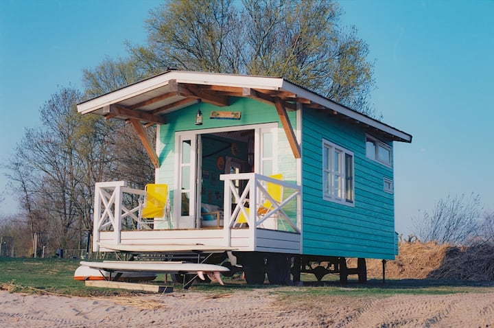 Tiny House Green Schoonhoven