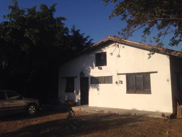 Casa rural kalpulli - San Isidro maZatepec  - Srub